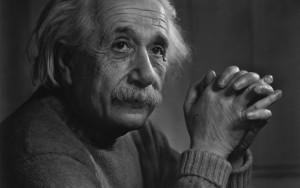 Einstein's famous saying