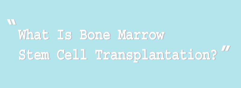 what_is_bone_marrow_transplant